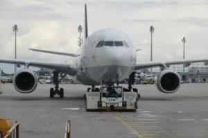 Boeing 373 - 8A Flughafen Munich