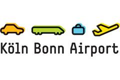 logo von flughafen koeln bonn