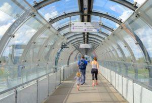 Tunnel Flughafen München