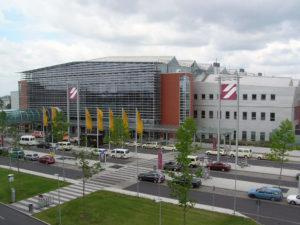 Terminal Flughafen Dresden