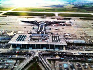 Ansicht von Flughafen Basel Mulhouse