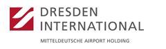neues Logo Flughafen Dresden