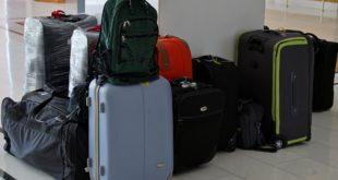 Handgepäck maße koffer und Taschenn