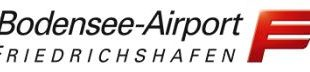 Neues Logo Flughafen Friedrichshafen