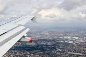 Turbulenzen in der Luft