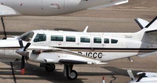 Flugzeug air taxi europe