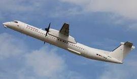 Flugzeug von Luftfahrtgesellschaft Walter