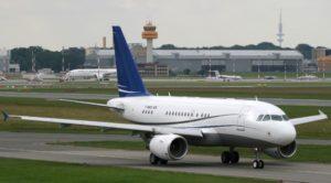 Sonderjet Airbus A318