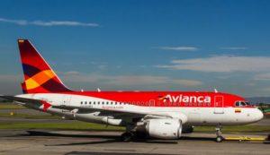 Airbus A318 von Avanca