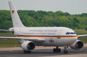 Flugzeug Airbus A310