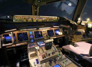 Boeing 777 200 steuer