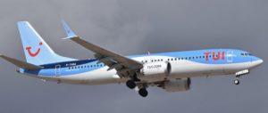 landeanflug boeing 737 max