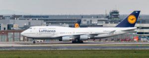 Boeing lufthansa