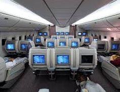 Sitzplätze in der Boeing 777 200
