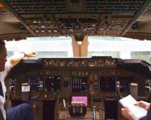 steuer boeing 747 800