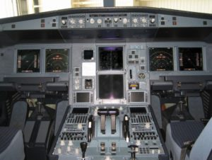 Steuer des A330