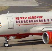 flugzeug von air india