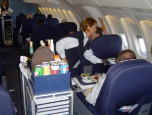 ausbildung zum Flugbegleiter