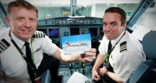 pilot werden bei der lufthansa