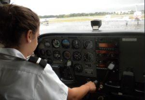 pilot werden frauen